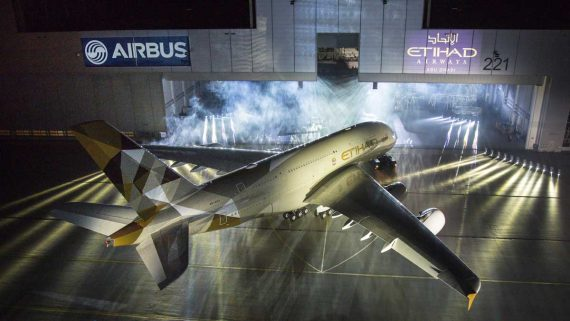 4 Events für Airbus Group